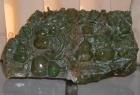 Tượng đá cansidol xanh