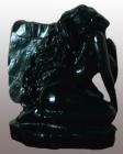 Tượng nữ thần black